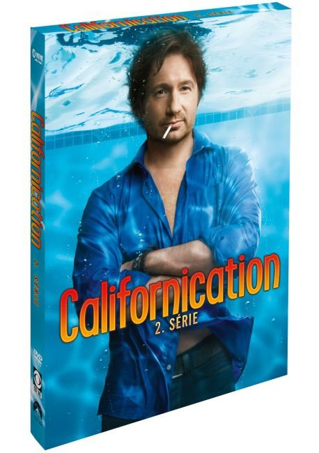 Californication - 2. série - 2xDVD