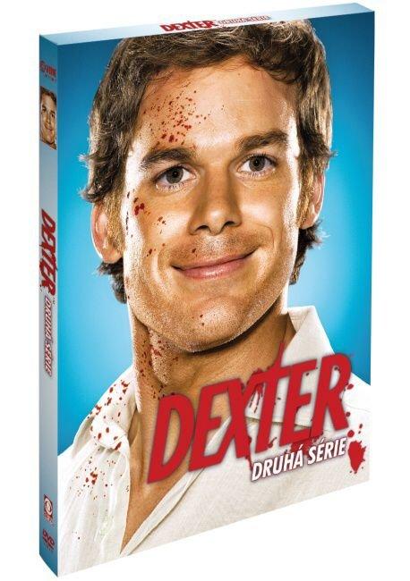 Dexter - 2. série - 3 DVD