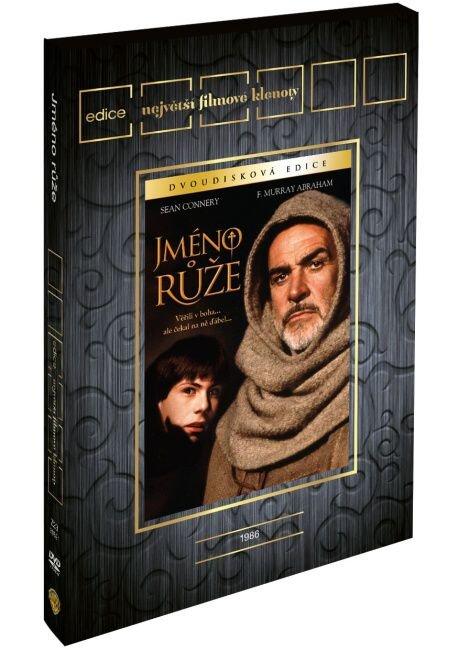 Jméno růže - 2xDVD - edice filmové klenoty