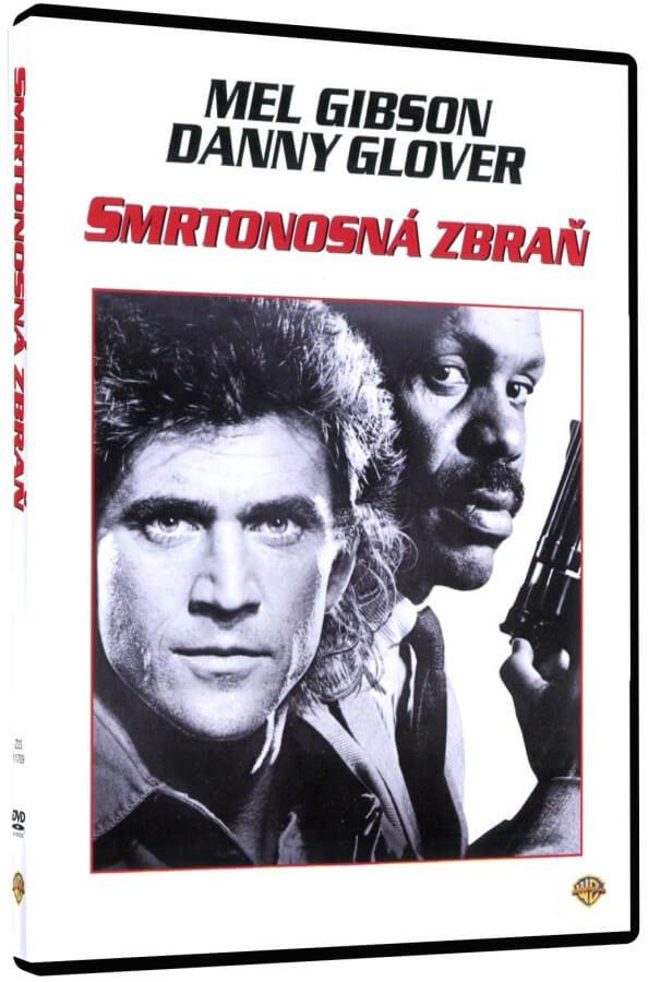 Smrtonosná zbraň (DVD) - edice filmové klenoty
