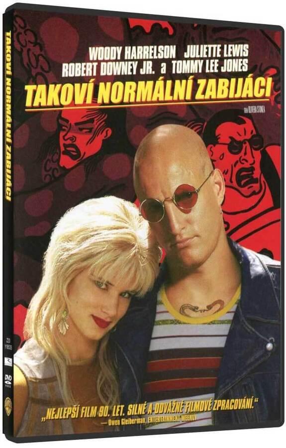 Takoví normální zabijáci (DVD)