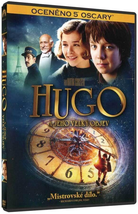 Hugo a jeho velký objev (DVD)