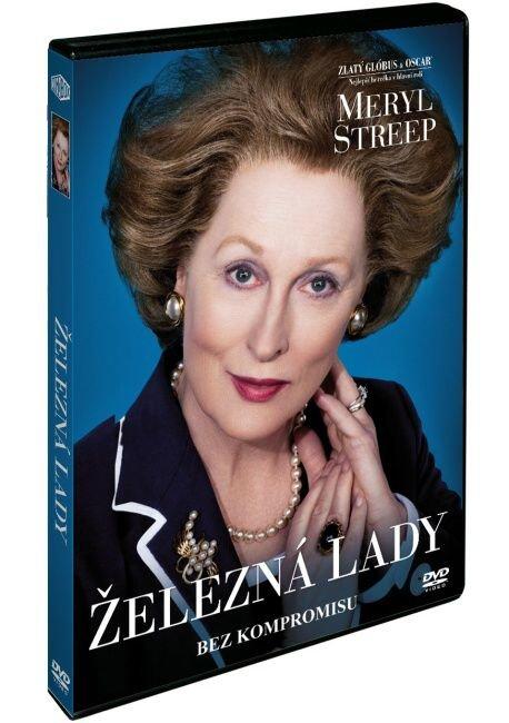 Železná lady (DVD)