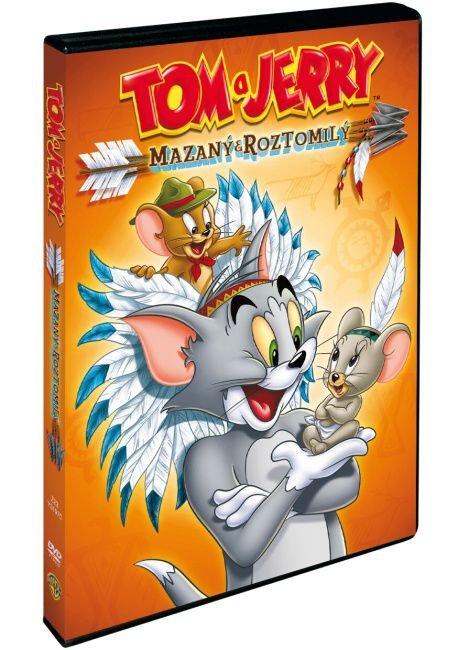 Tom a Jerry: Mazaný a roztomilý (DVD)