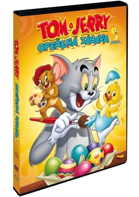 Tom a Jerry: Opeřená zábava (DVD)