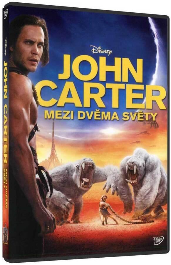 John Carter: Mezi dvěma světy (DVD)