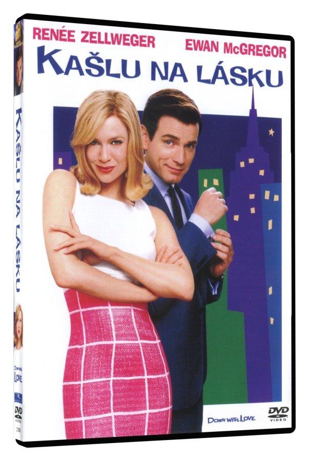 Kašlu na lásku (DVD)