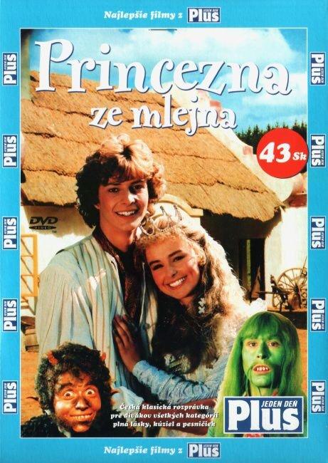 Princezna ze mlejna (DVD) (papírový obal)