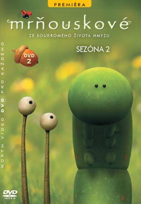 Mrňouskové 02 - 2. série (DVD) - tv seriál