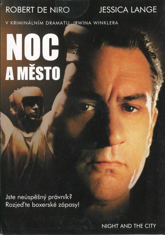 Noc a město (DVD) (papírový obal)
