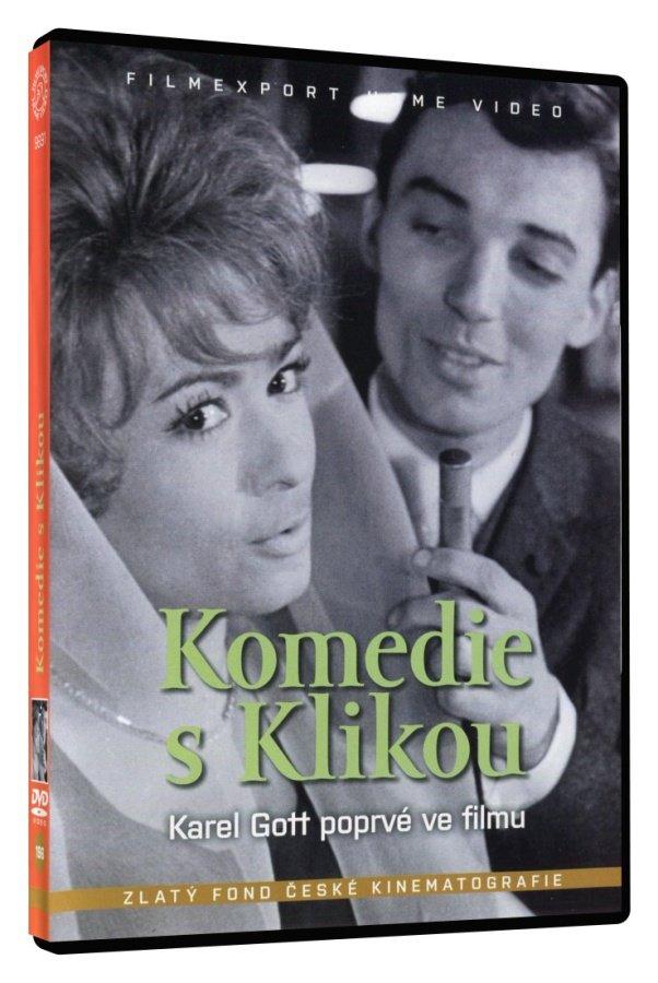 Komedie s Klikou (DVD)
