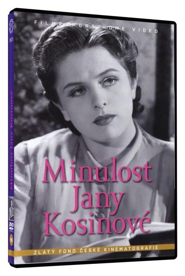 Minulost Jany Kosinové (DVD)