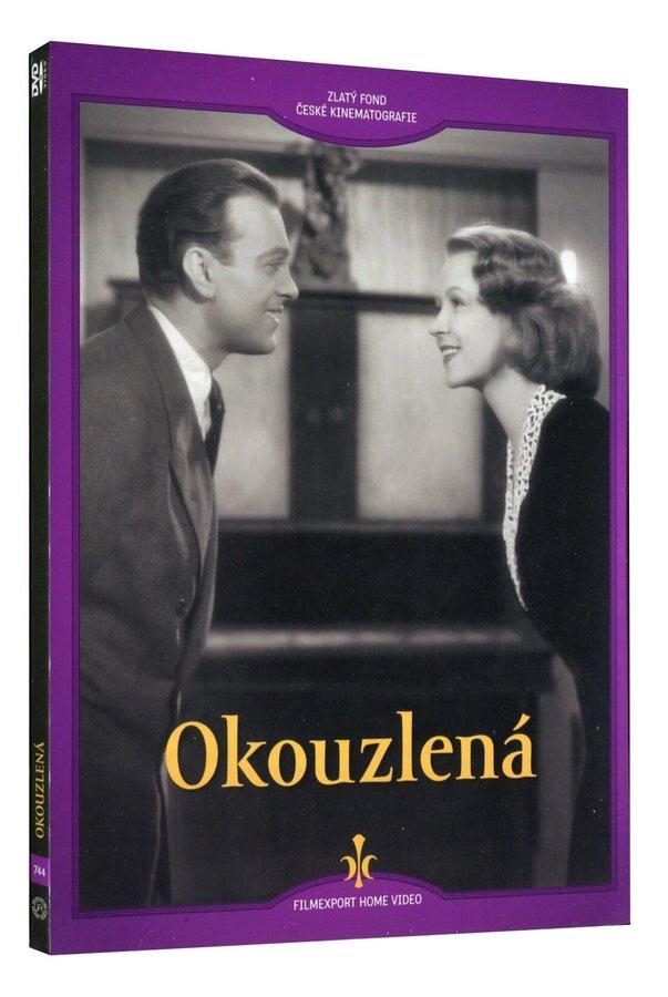 Okouzlená (DVD) - digipack