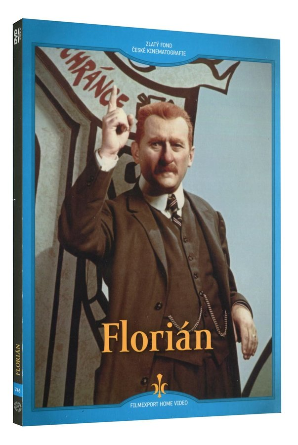 Florián (DVD) - digipack