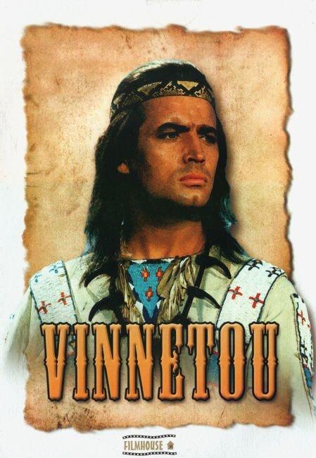 Vinnetou (DVD) (papírový obal)