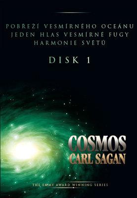 Carl Sagan: Cosmos 01 (DVD) (papírový obal)