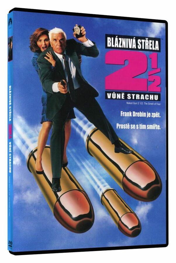 Bláznivá střela 2 a 1/2: Vůně strachu (DVD) - Retro edice
