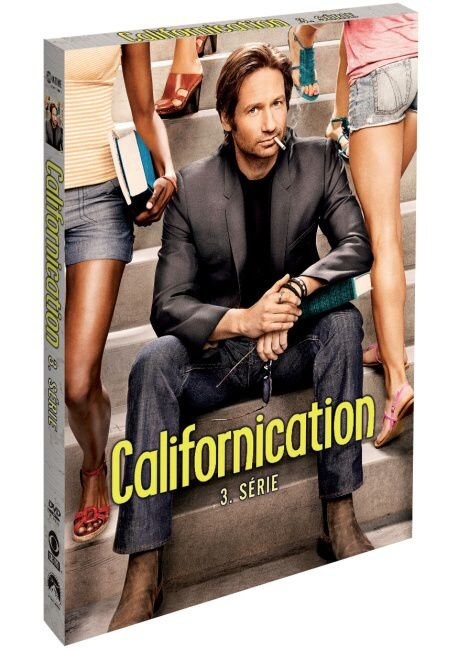 Californication - 3. série - 2xDVD