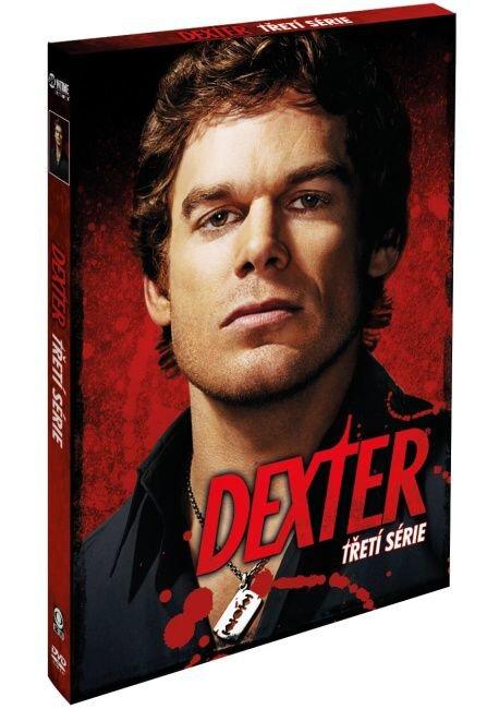 Dexter - 3. série - 3 DVD