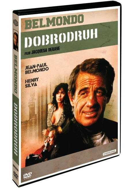 Dobrodruh (DVD)