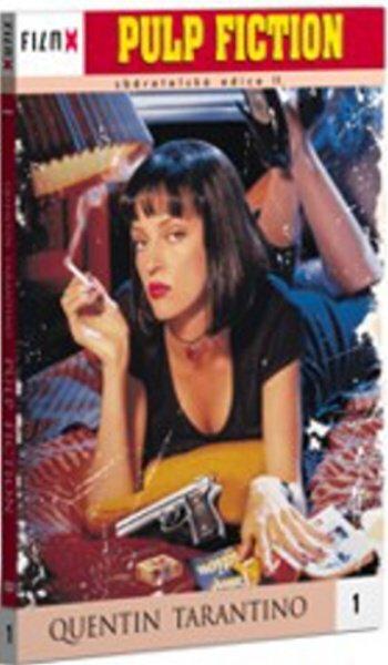 Pulp Fiction (DVD) - edice Film X - vyřazeno