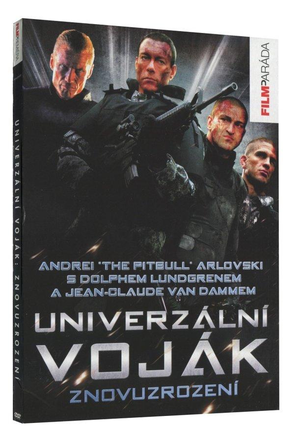 Univerzální voják: Znovuzrození (DVD)