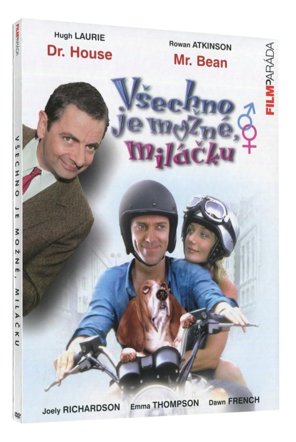 Všechno je možné miláčku (DVD)