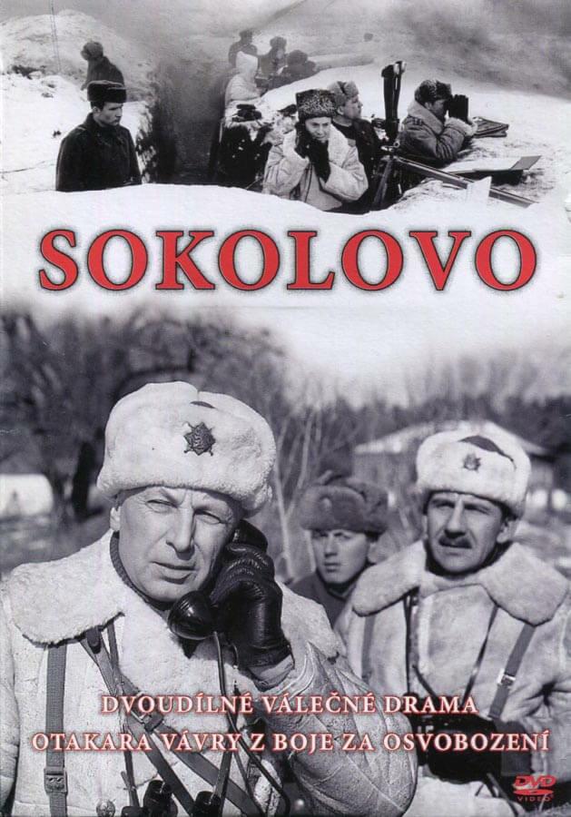 Sokolovo (DVD) (papírový obal)