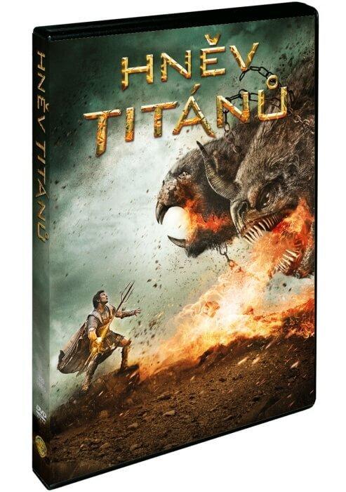 Hněv Titánů (DVD)