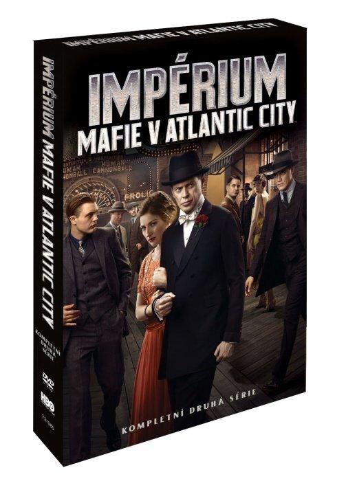 Impérium - Mafie v Atlantic City - 2. série 5 DVD