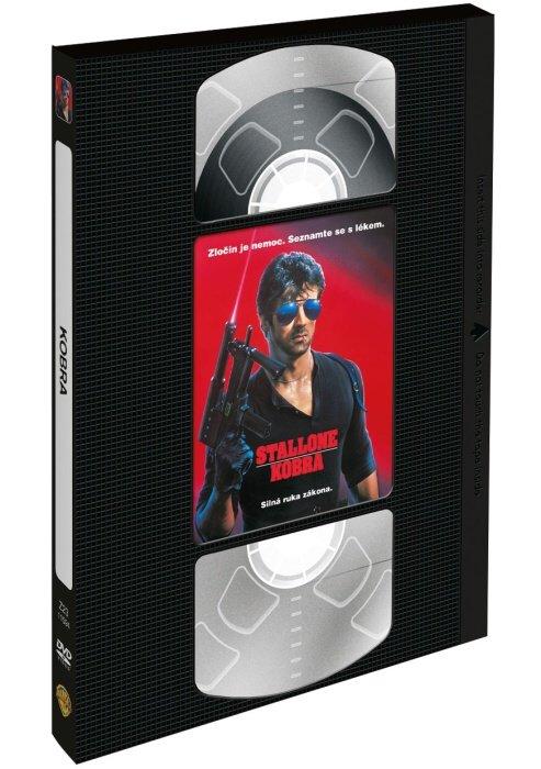 Kobra (DVD) - Retro edice
