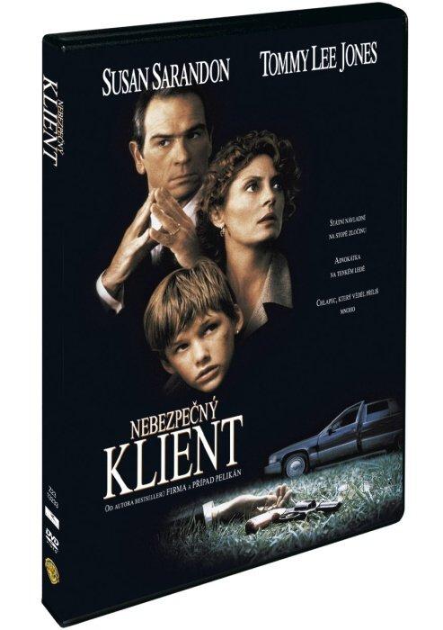 Nebezpečný klient (DVD)