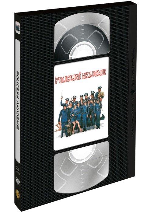 Policejní akademie (DVD) - Retro edice
