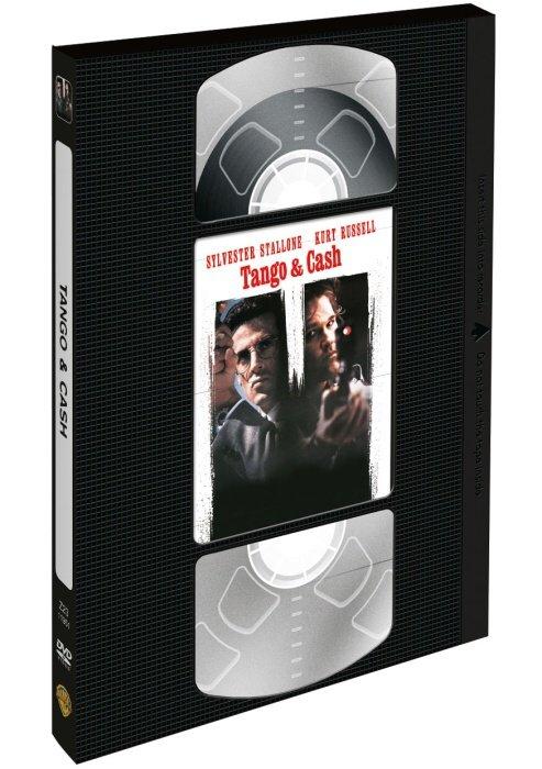 Tango a Cash (DVD) - Retro edice