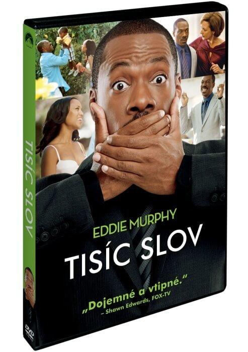 Tisíc slov (DVD)