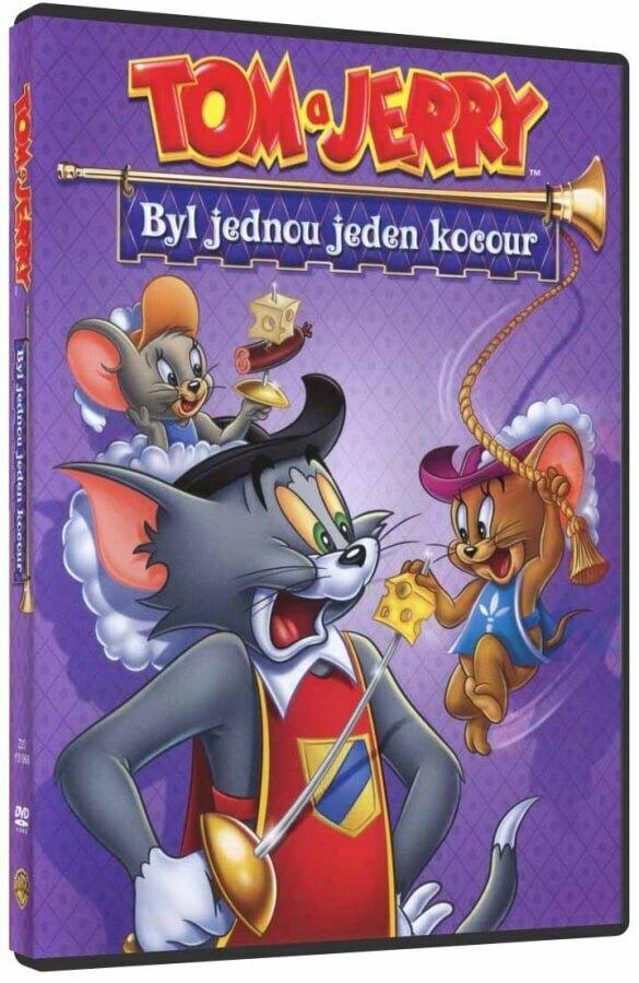 Tom a Jerry: Byl jednou jeden kocour (DVD)