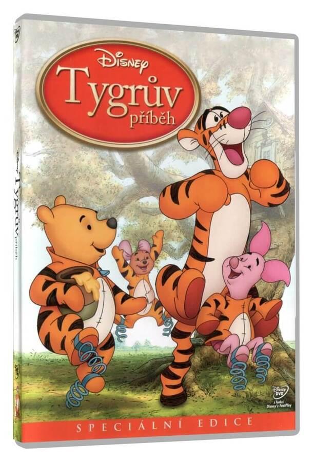 Tygrův příběh (DVD)