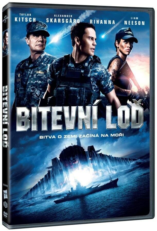 Bitevní loď (DVD)