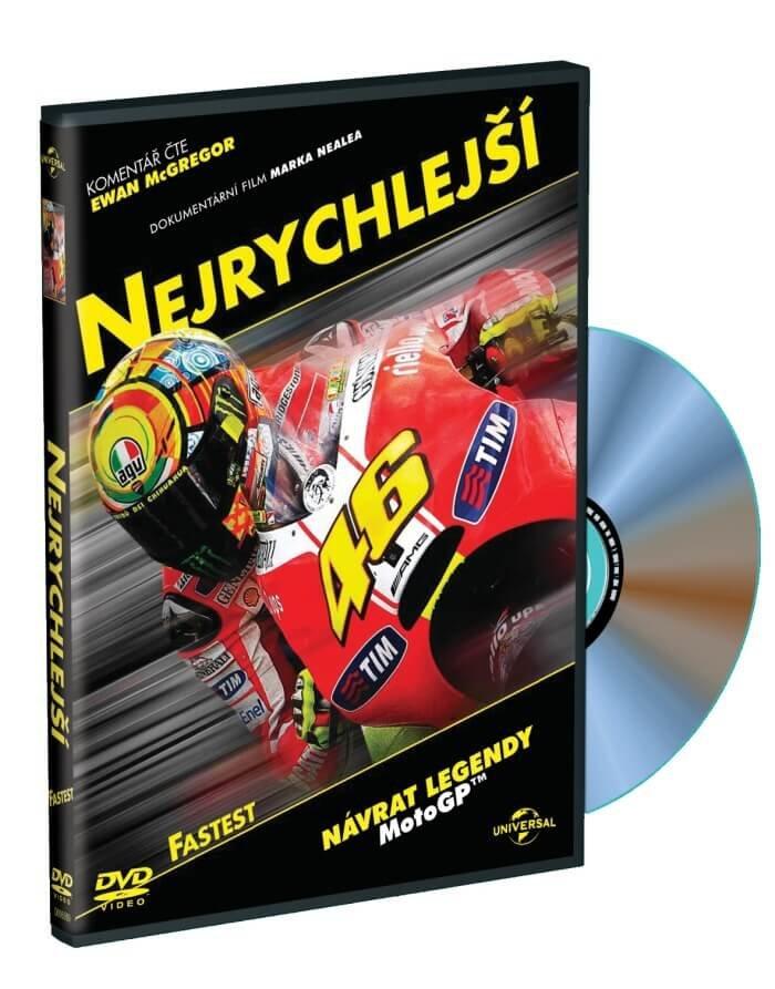 Nejrychlejší (DVD)