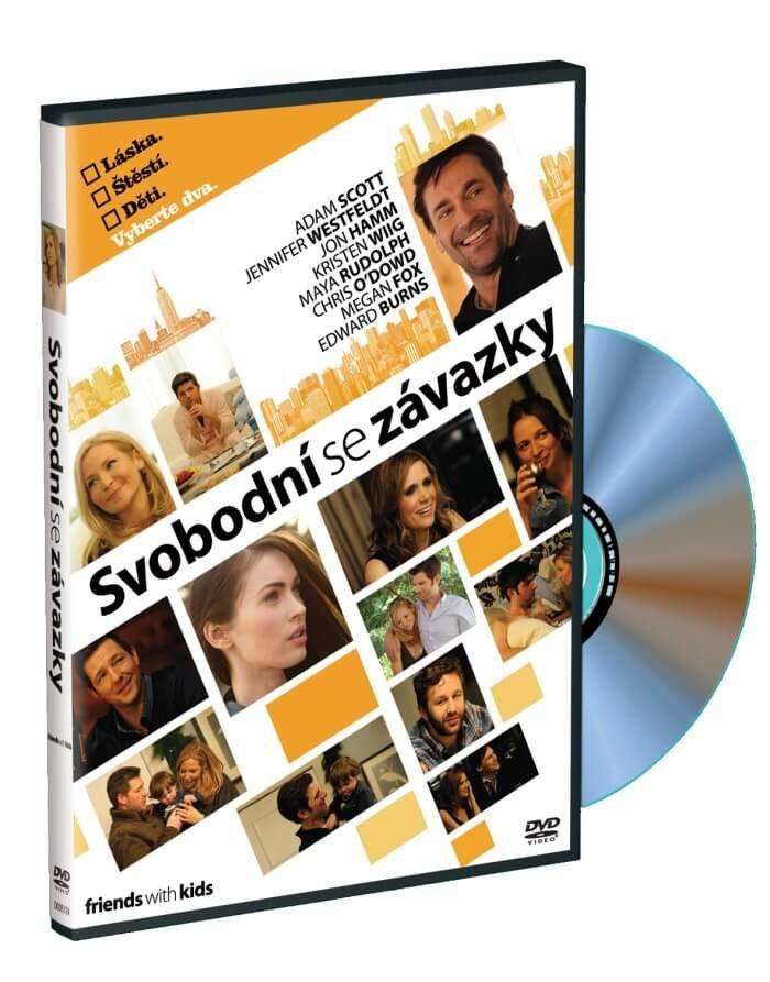 Svobodní se závazky (DVD)