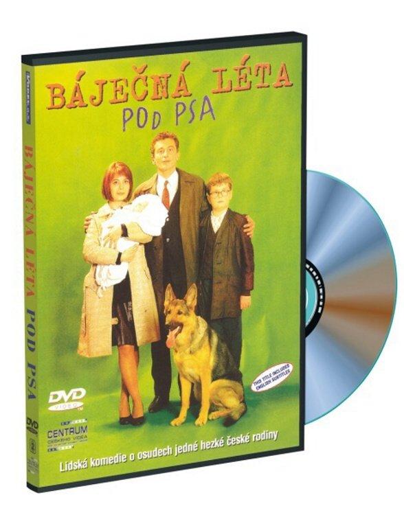 Báječná léta pod psa (DVD) (papírový obal)