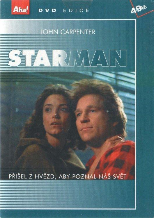 Starman (DVD) (papírový obal)