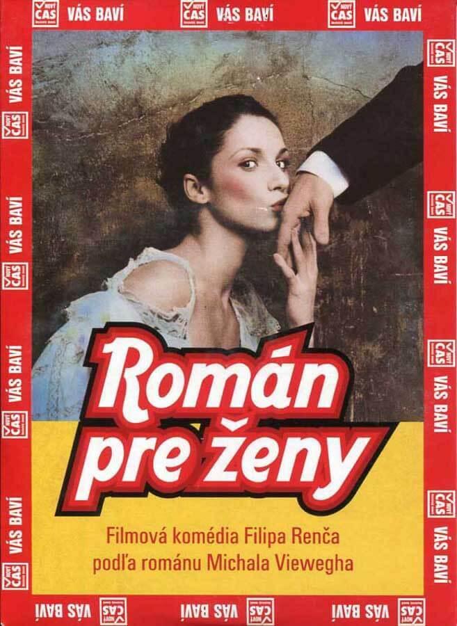 Román pro ženy (DVD) (papírový obal)