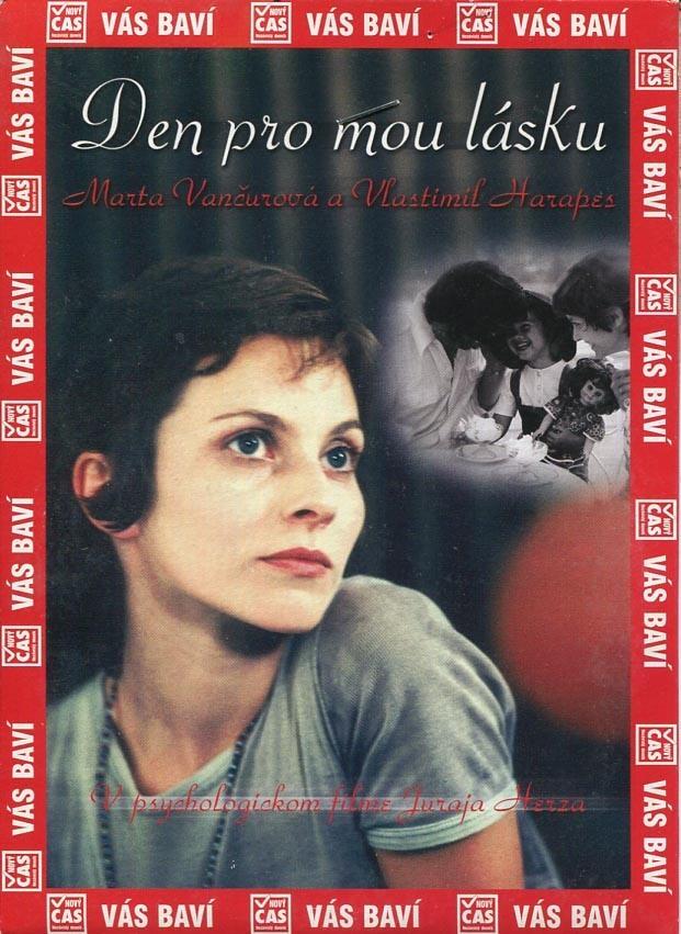 Den pro mou lásku (DVD) (papírový obal)