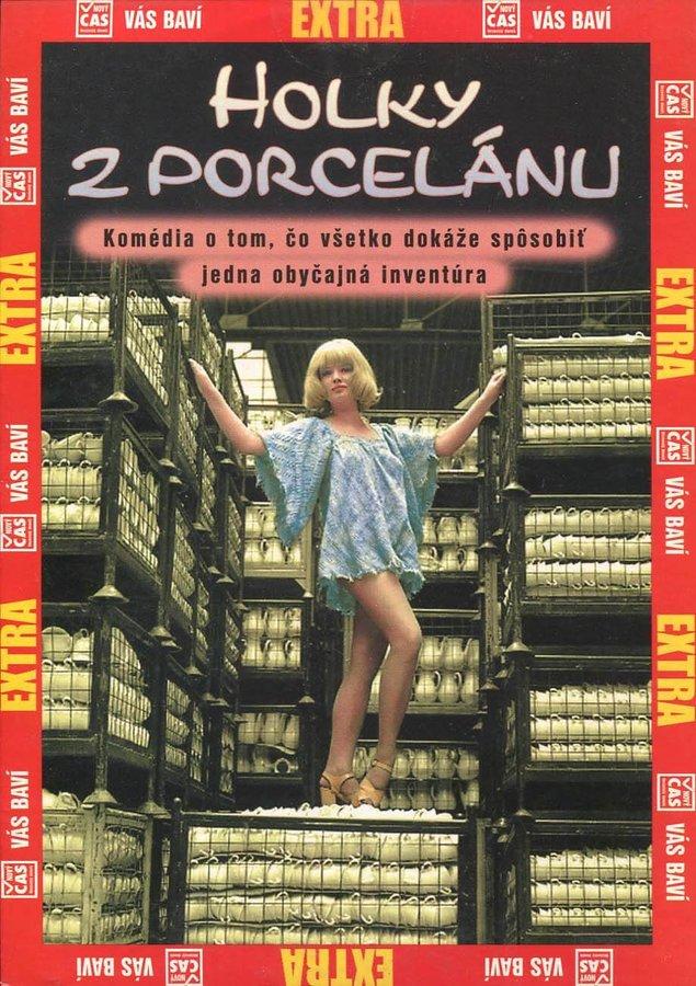 Holky z porcelánu (DVD) (papírový obal)