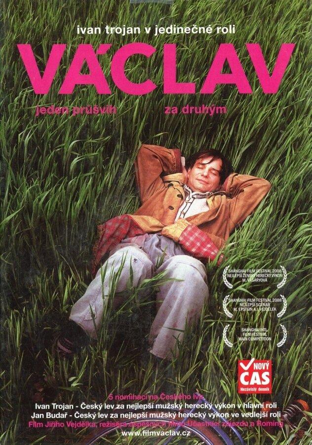 Václav (DVD) (papírový obal)