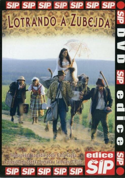 Lotrando a Zubejda (DVD) (papírový obal)