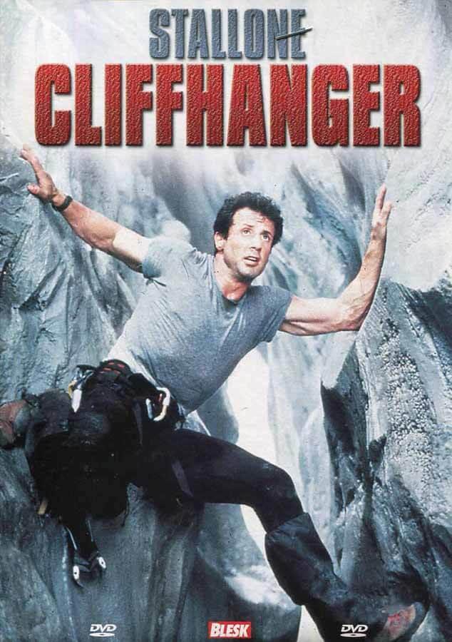 Cliffhanger (DVD) (papírový obal)