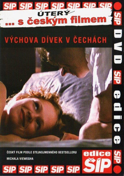 Výchova dívek v Čechách (DVD) (papírový obal)