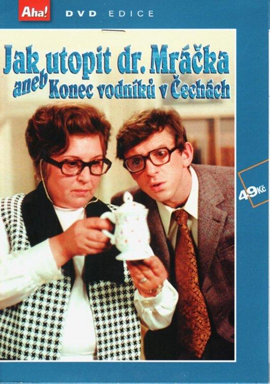 Jak utopit dr. Mráčka (DVD) (papírový obal)